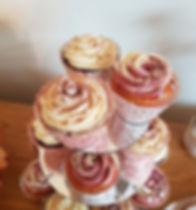 Sugar Designs Cake Menu