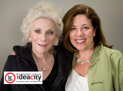 Judith IdeaCity with Judy Collins Gene Driskell