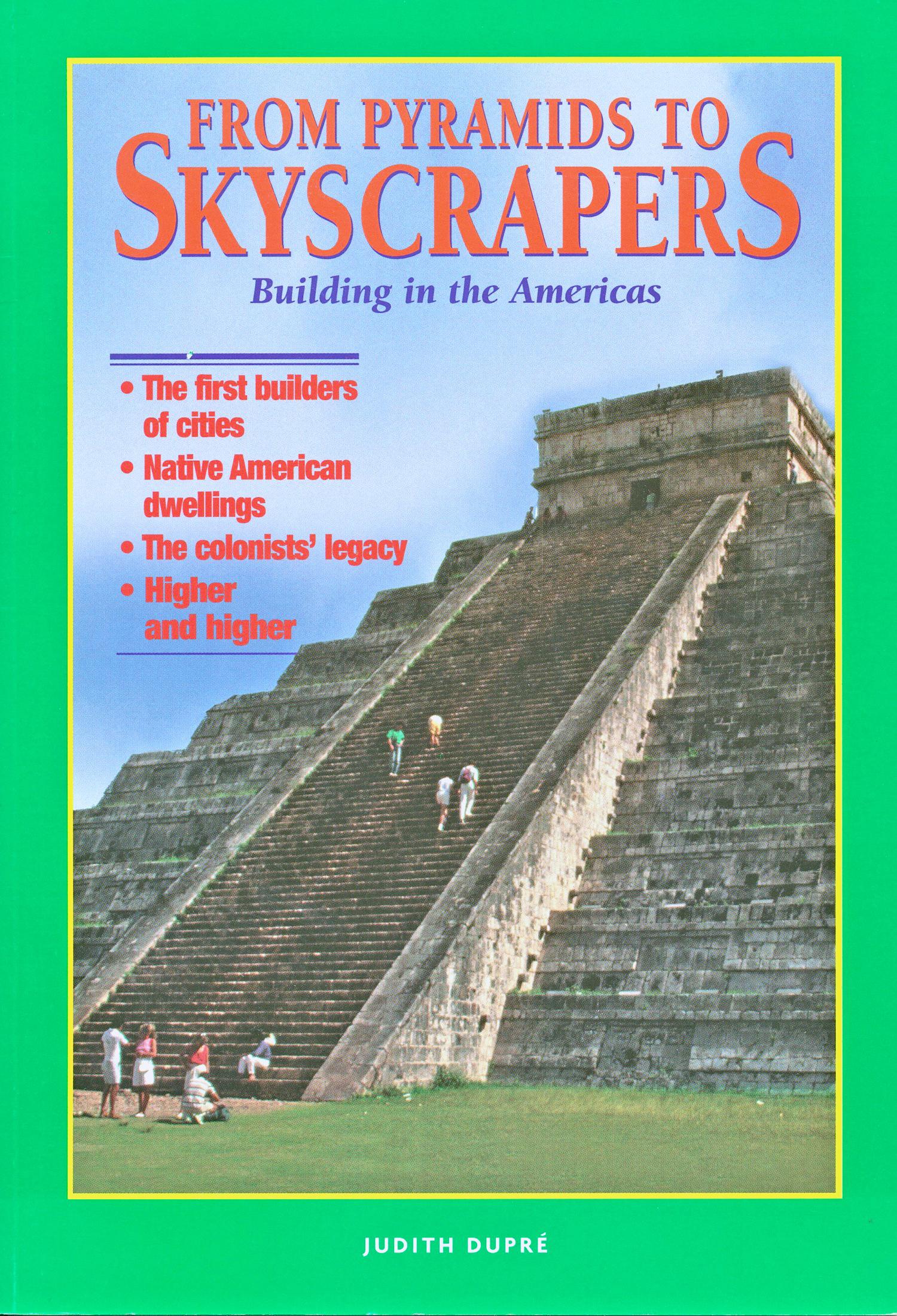 03 Pyramids Skyscrapers