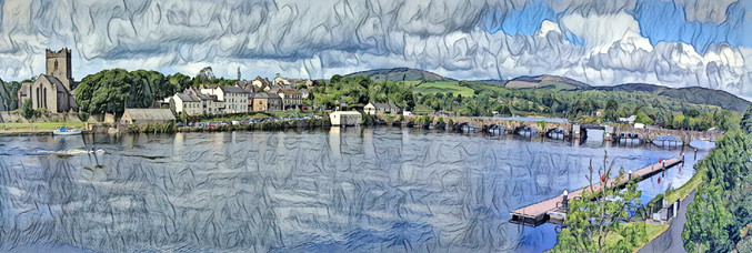 Killaloe, County Clare, Ireland