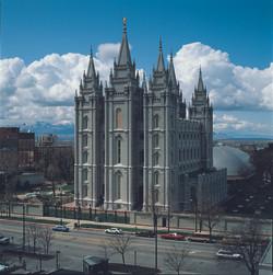 Truman O Angell Salt Lake Temple