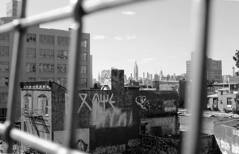 suburbs view - New york