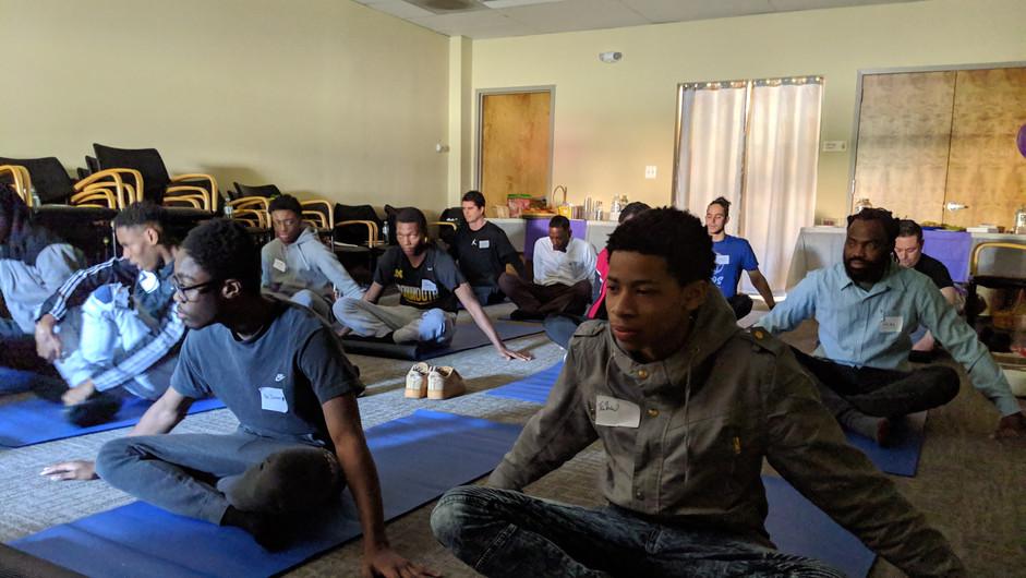 Mindful Meditation Mondays