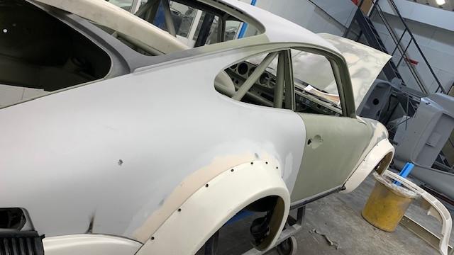 Porsche 934 In Build .jpg