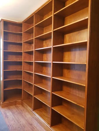 Fitted Bookshelf