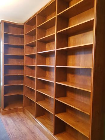 Fitted Bookshelf