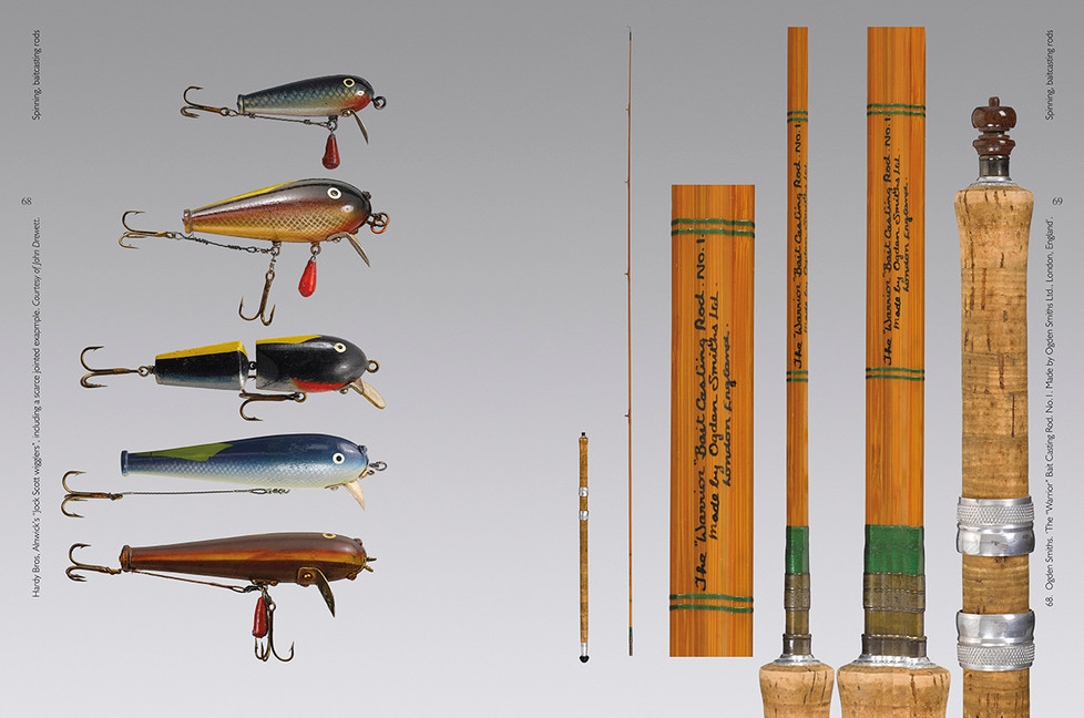 Spinning, baitcasting rods pages68-69 sp