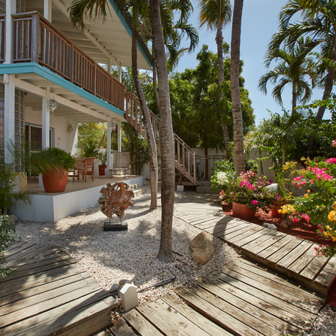Two Bedroom Suites Porch and Veranda