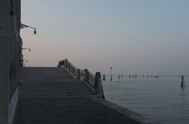 Fine della giornata – Venezia,Italia