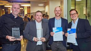 Winners at the British Gypsum Awards!
