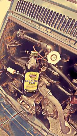 Oil Change (Extra Virgin) – FIAT 500
