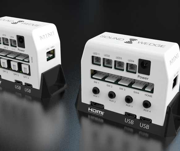 SoundWedge Mini