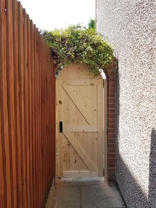 Outdoor Gate