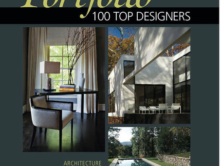 Home & Design Portfolio – Named One Of 100 Top Designers