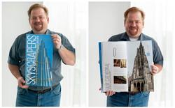 Patrick Ciebilski and book