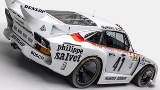 Porsche 935 In Build .PNG