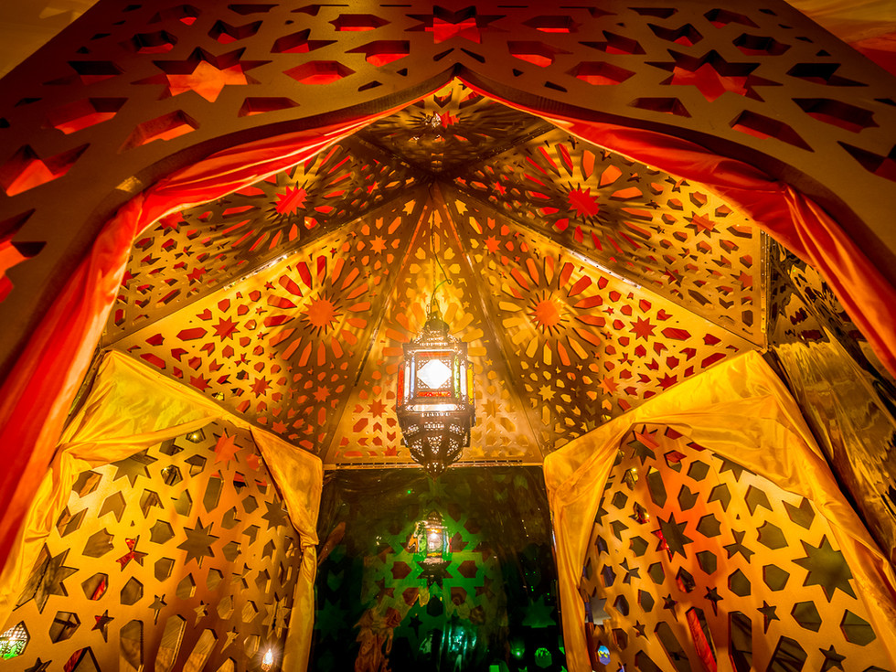Moroccan Medina