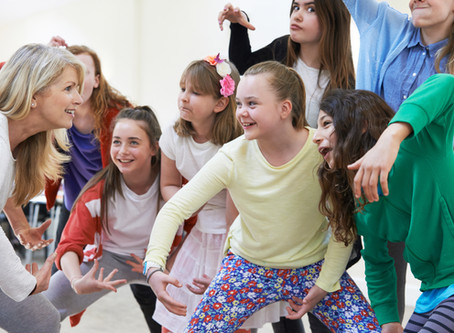 Why is the performing arts crucial to your child's development?