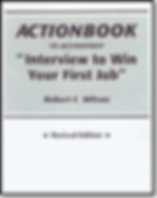 Actionbook for Interview to Win Your First Job