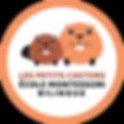 logo_LesPetitsCastors_ÉcoleMontessoriB
