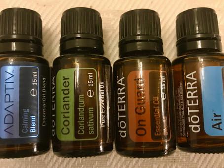 Die 4 Ätherischen Öle von doTERRA, um gut durch die Corona-Zeit zu kommen