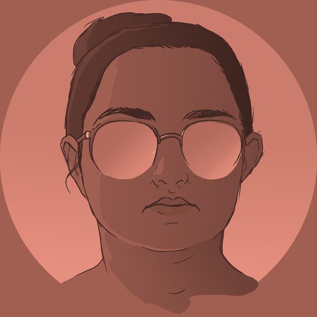 Self Portrait at 24, 2019