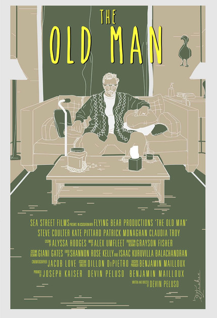The Old Man Film
