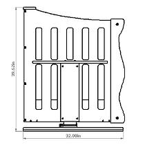 Accesible Crib - The PediaLift Crib™
