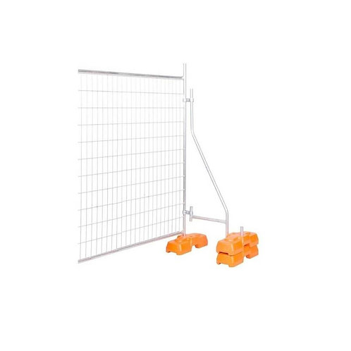 Temporary Fence Support Stay