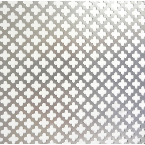 Gal Perforated Steel Sheet