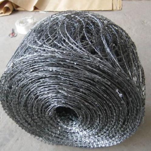 Flated Razor Wire