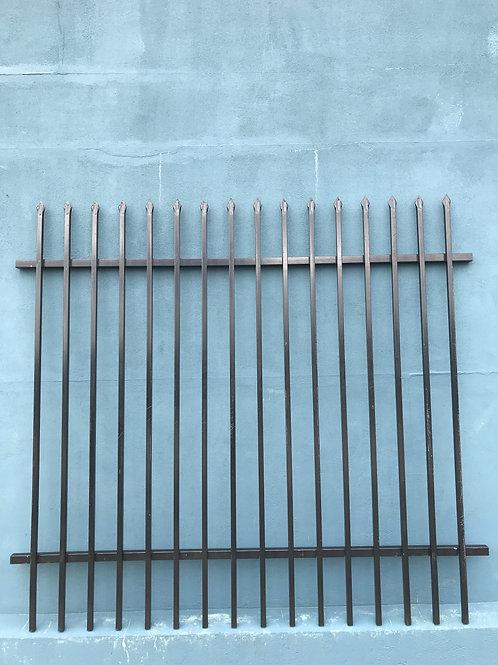 Heavy duty Steel Tubular Fencing 1.8x2.4m