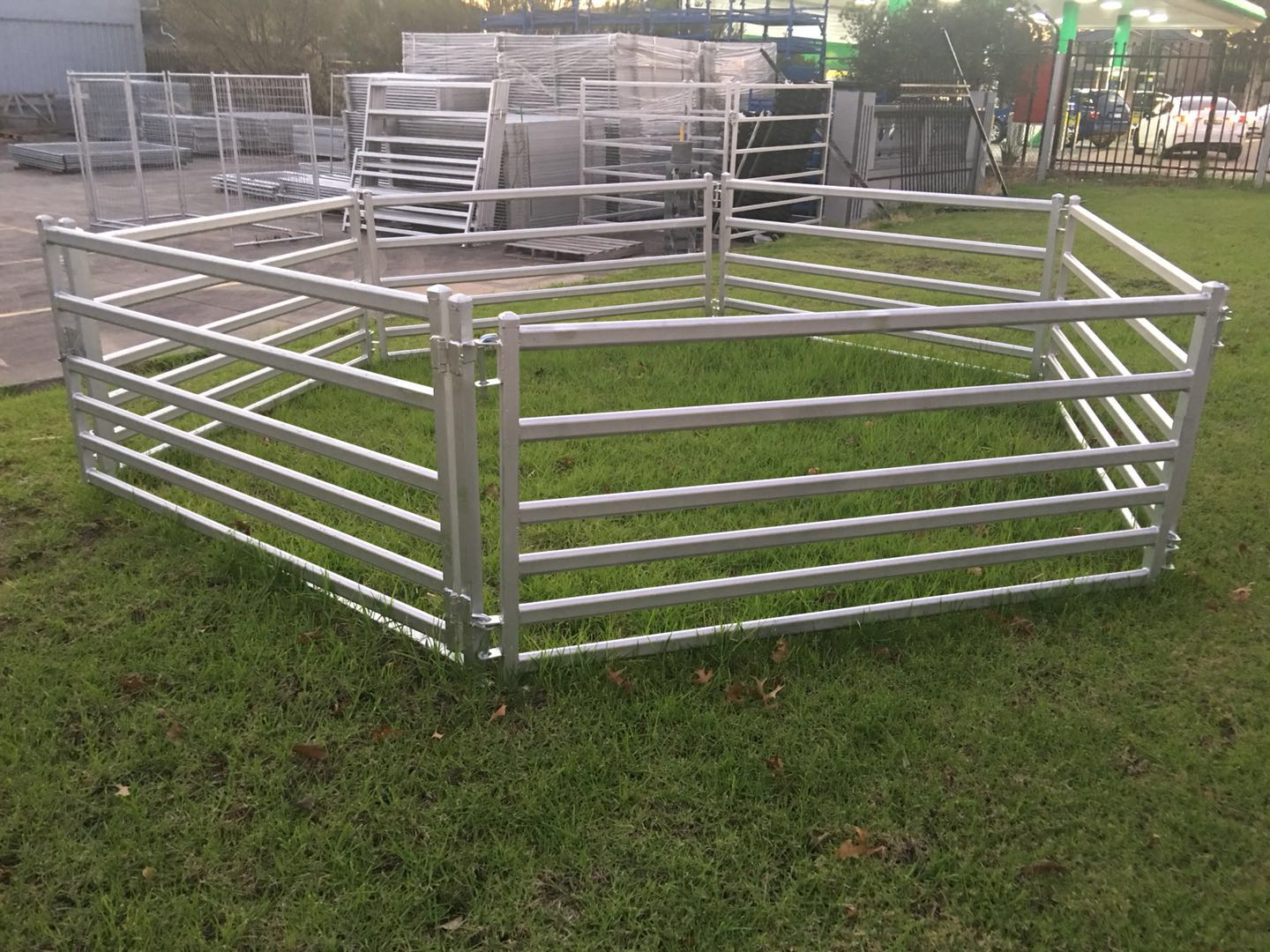 Sheep Yard Panels and gate