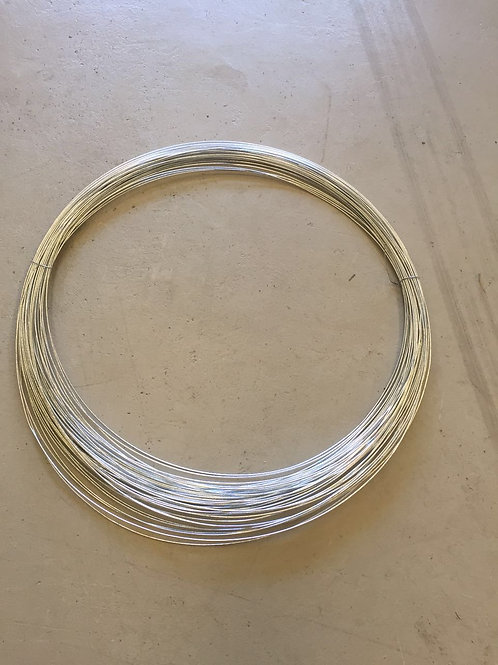 Plain Wire Galvanised