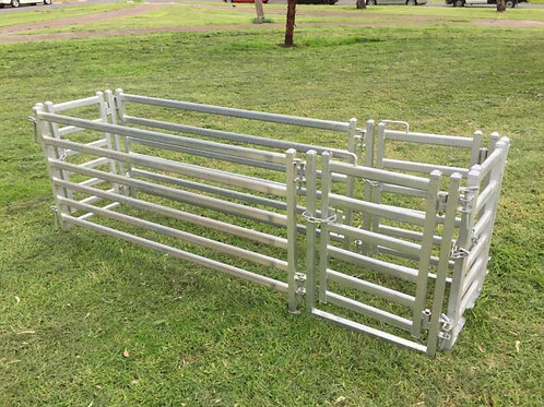 Sheep Race 3m x 0.6m 6 Oval Rails