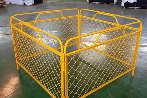 Manhole Barricade / Foldable Pit Guard