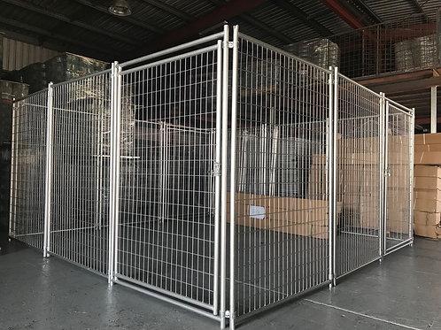Heavy Duty Dog Enclosure 3.6m*3.6m*1.8m