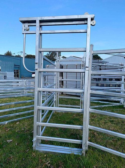 Cattle Yard Sliding Gate