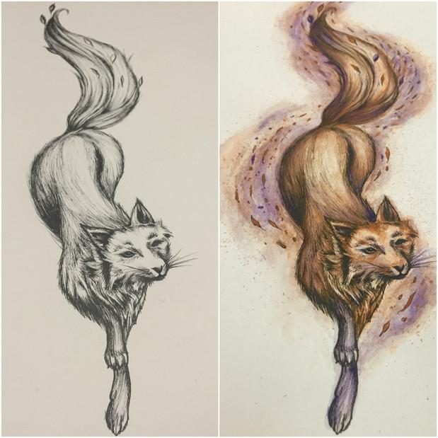 Aubrielle's Fox