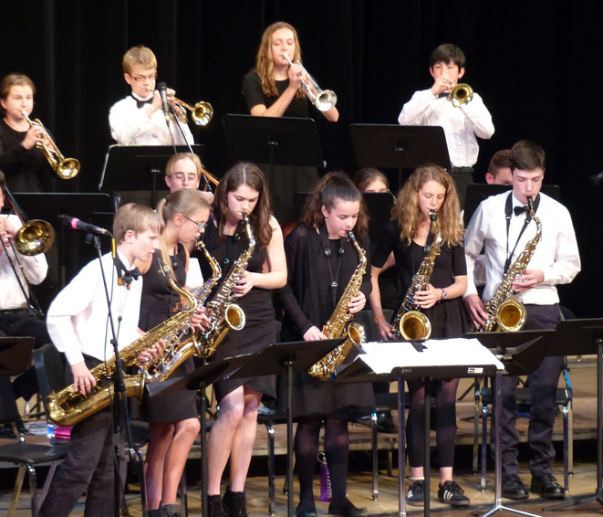 35th Annual Jazz Festival showcases talent
