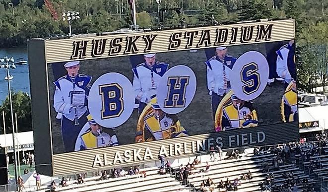 Husky Band Day