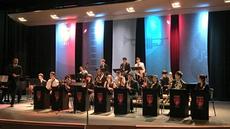 Jazz Band I takes first at Newport