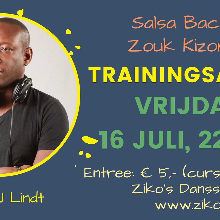 Trainingsavond Salsa Bachata Zouk Kizomba