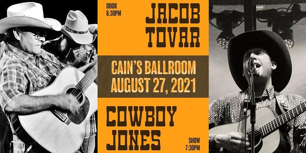 Jacob Tovar & Cowboy Jones