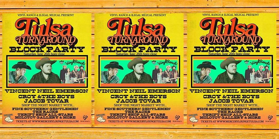 Tulsa Turnaround Block Party