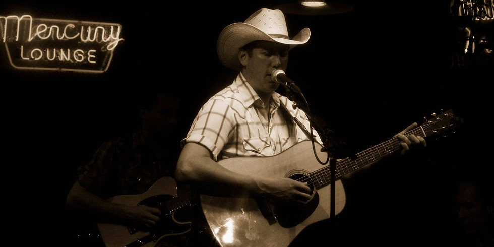 Live from Mercury Lounge: Tovar's Honkytonk Tuesday (streaming event)