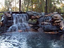 Duel Falls, Fish Hawk