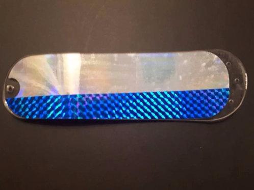 Bleu Arc-en-ciel Chrome / Blue Rainbow Chrome