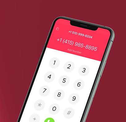 numbr-dial number