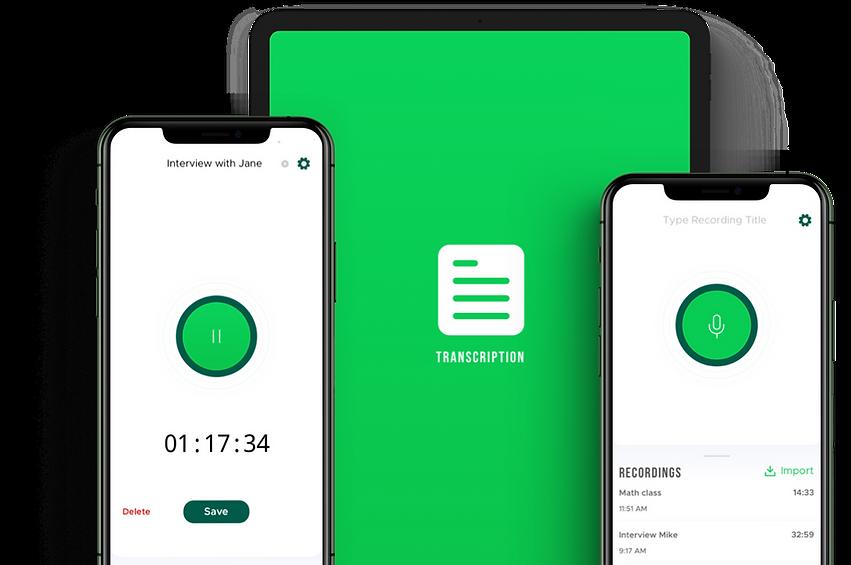 transcriber app